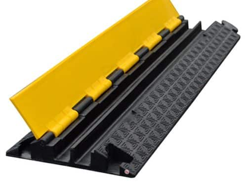 2 Channel Industrial Cable Protector