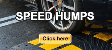 rubber speed bumps and rubber speed humps provider distributor and factory for USA