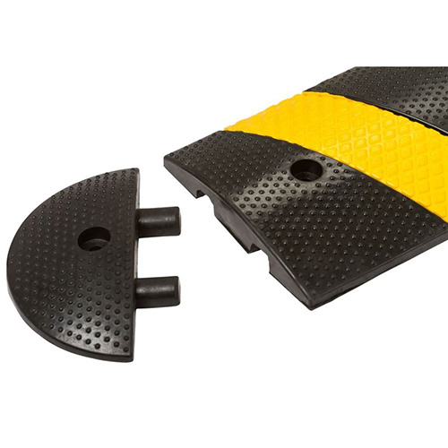 6′ Heavy-Duty Rubber Speed Bump