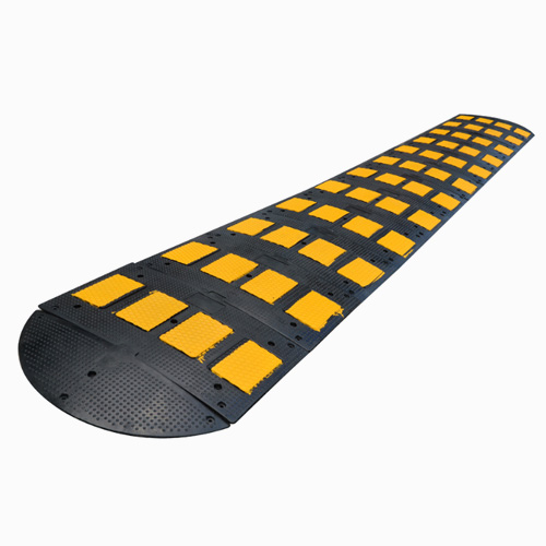 Premium Double Lane Rubber Speed Hump