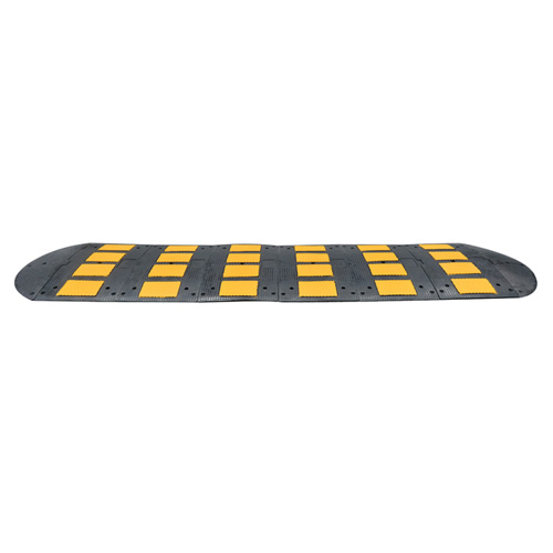 Premium Single Lane Rubber Speed Hump
