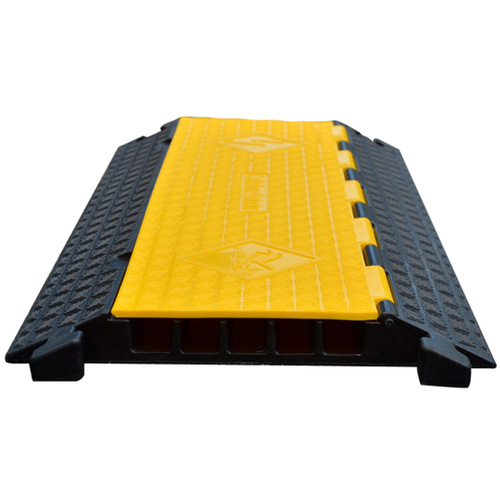 5 Channel Heavy Duty Cable Protector